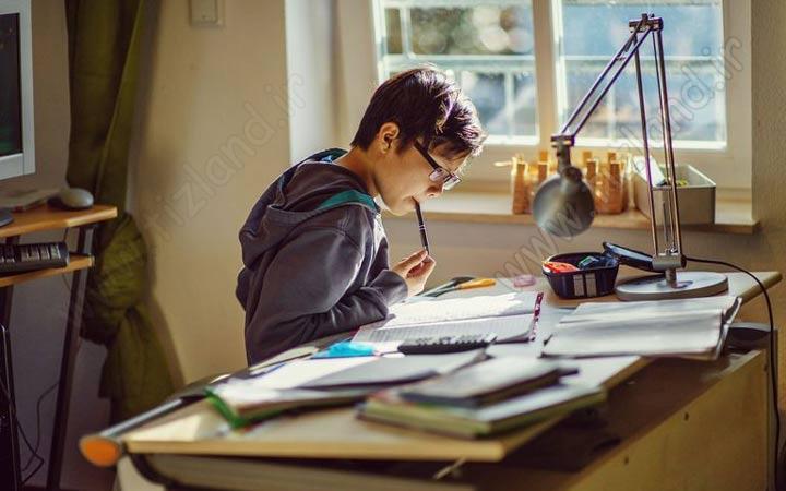 پنج روش مطالعه – کنکور آسان است