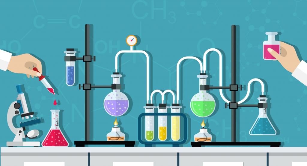 روش صحیح مطالعه شیمی