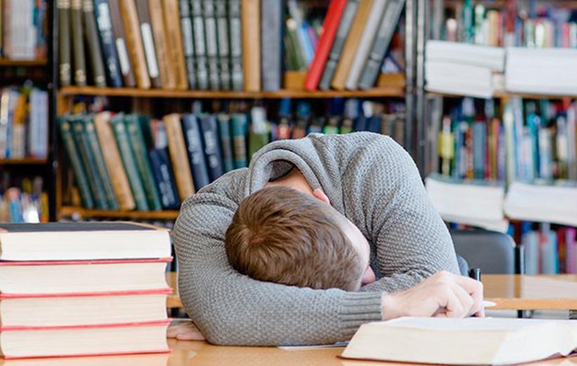 اگه فکر میکنی (حس درس خواندن نداری) با کنکور آسان است همراه شو